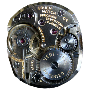 Caliber 430 Movement Serial Number B