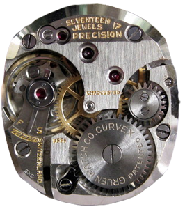 Gruen Caliber 440 Movement